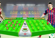 Athletic Bilbao v Barcelona - bandung ekspres copy