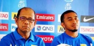 Konferensi Pers AFC Cup Persib vs Lao FC - bandung ekspres