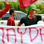 Mayday -buruh kota Cimahi
