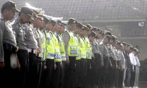 Polres Cimahi Gelar Operasi Patuh 2015- bandung ekspres