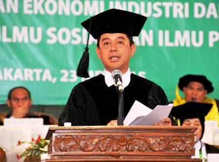 Prof Dr Yudi Chrisnandi