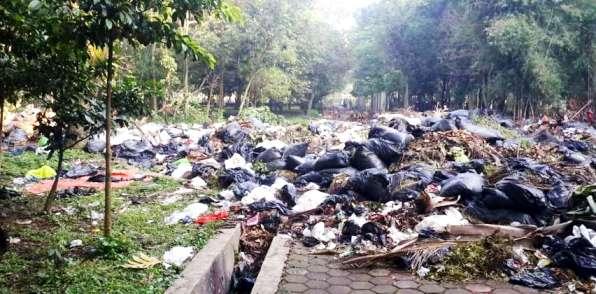 Ruang Terbuka Hijau Kota Bandung Jabar Ekspres Online