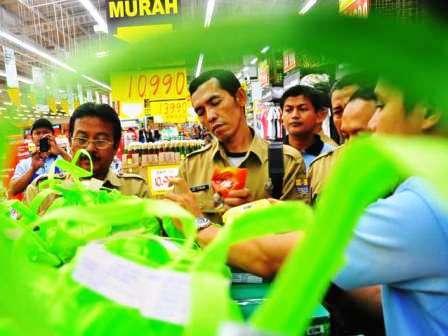 Sidak Supermarket