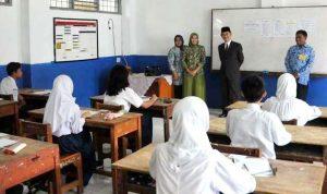 Sidak Unas SMP