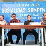 Sosialisasi SBMPTN 2015