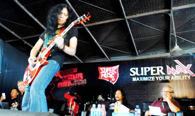 Supermax Music