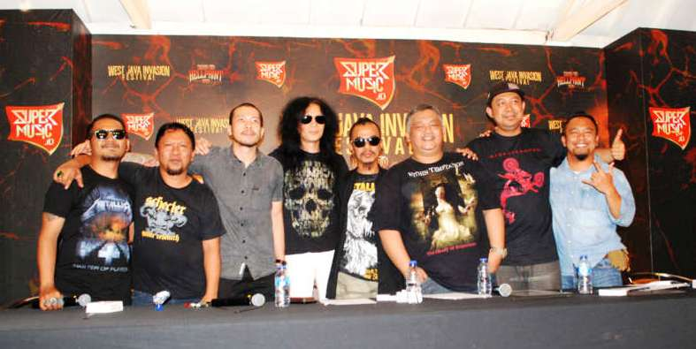 West Java Invasion Festival - Road to Hellprint 2016