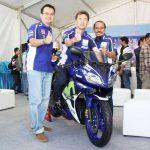 Yamaha Luncurkan YZF-R25 dan YZF-R15
