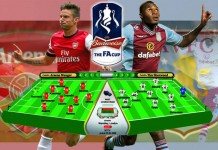 arsenal aston - FA Cup