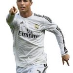 Cristiano Ronaldo Striker Real Madrid