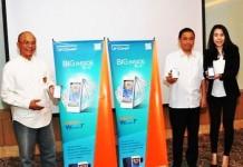 launching EVERCOSS Winner T- bandung ekspres