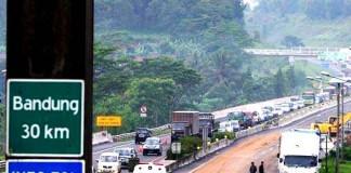 pembangunan interchange - bandung ekspres