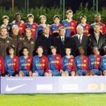 tim divisi 2 Barcelona