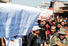 Aksi PKL Dayeuh kolot