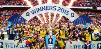 Arsenal Juara FA