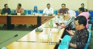 Badan Muyswarah DPRD Kota Cimahi - bandung ekspres
