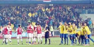 Brasil v Paraguay