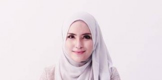 Model Hijab Formal