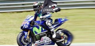 Jorge Lorenzo Rider Yamaha