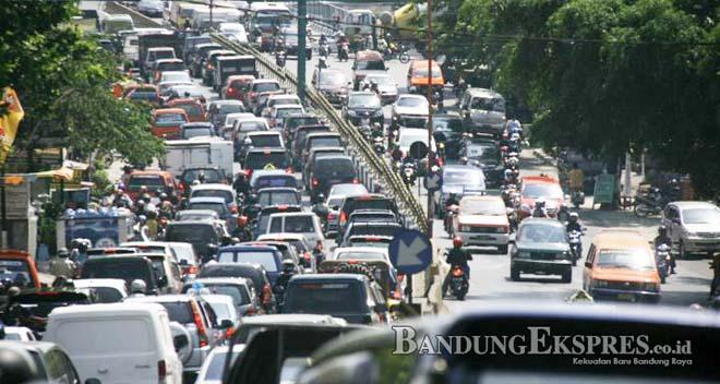 Kemacetan Cimahi-