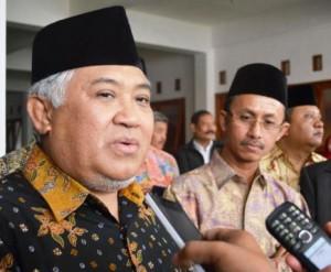 Ketua MUI Din Syamsuddin - bandung ekspres