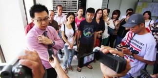 Korban Investasi Bodong - bandung ekspres