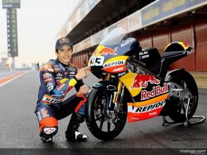 Marc Marquez Pembalap Moto GP