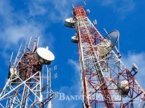 Menara Telekomunikasi - bandung ekspres