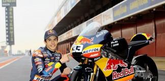 TARGET: Cuaca yang tidak menentu di Assen menjadi tantangan tersendiri bagi para pembalap Moto GP.