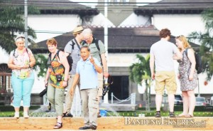 Wisatawan Bandung