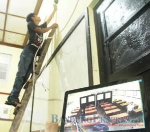 PASANG CCTV
