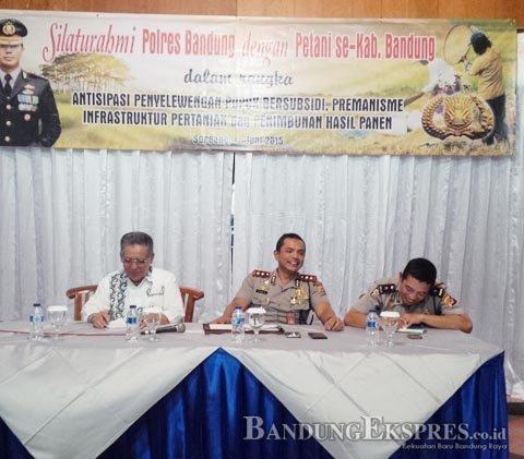 Polres Bandung Gandeng KTNA - bandung ekspres