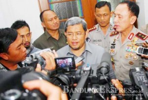 Gubernur Apresiasi Positif Persiapan - bandung ekspres