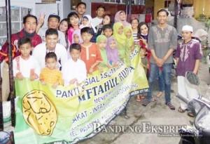 Bandung Cozy Baksos ke Panti Asuhan