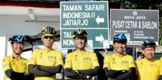 Cyclist Indonesia
