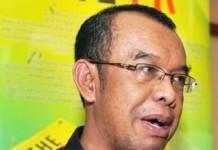 Deputi V Kemenpora Gatot S. Dewa Broto