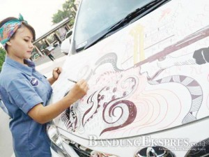 Doodle Art, Avanza Pop You Up 2015