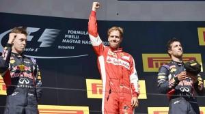 F1 GP Hungaria