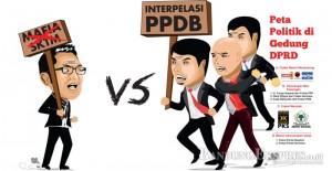 Interpelasi PPDB 2015 Kota Bandung