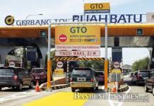 Pantau GTO Tol Buah Batu- bandung ekspres