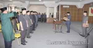 Pelantikan Pejabat Kab Bandung