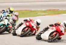 ISTIMEWA JUARA: Pebalap binaan PT Astra Honda Motor (AHM) M Fadli Immammuddin terdepan di ajang Asia Road Racing Championship (ARRC) seri kedua di Sirkuit sentul Bogor beberapa waktu lalu. Untuk ARRC seri ketiga, AHM siapkan tiga pebalap unggulan.