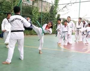 Pengcab Taekwondo Indonesia (TI) Kabupaten Bekasi