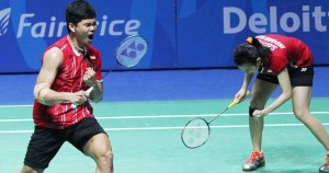 ANDALAN: Bulutangkis masih menjadi panglima olahraga bagi Indonesia. Walaupun tidak sehebat dulu, kekuatan Indonesia masih cukup disegani di dunia.