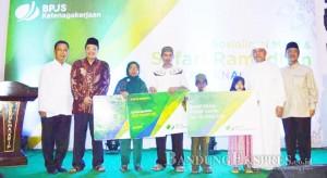 Safari Ramadan BPJS Ketenagakerjaan - bandung ekspres