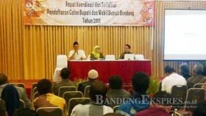 Sosialisasi KPU Kabupaten Bandung- bandung ekspres