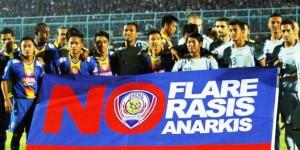 TERJEGAL: Arema Malang hanya bisa menjadi peserta Piala Presiden tanpa jadi panpel.