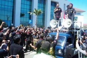 Demo LSM Penjara