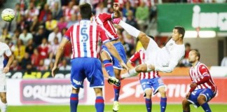 Gijon vs Madrid -
