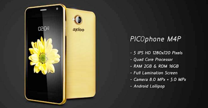 PICOphone M4P Smartphone